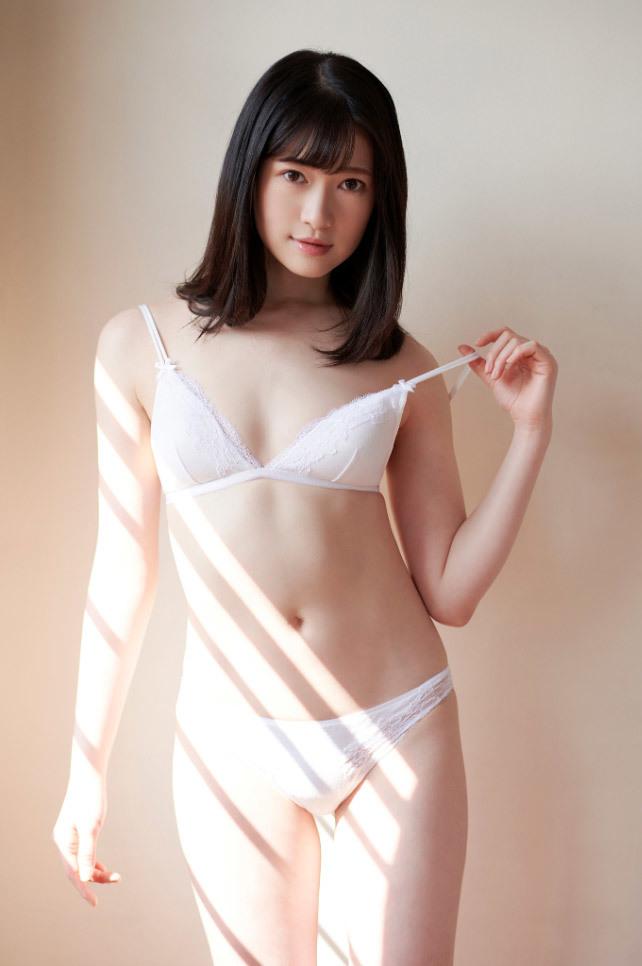 モデル系美女のトランスSEX、結城るみな (4)