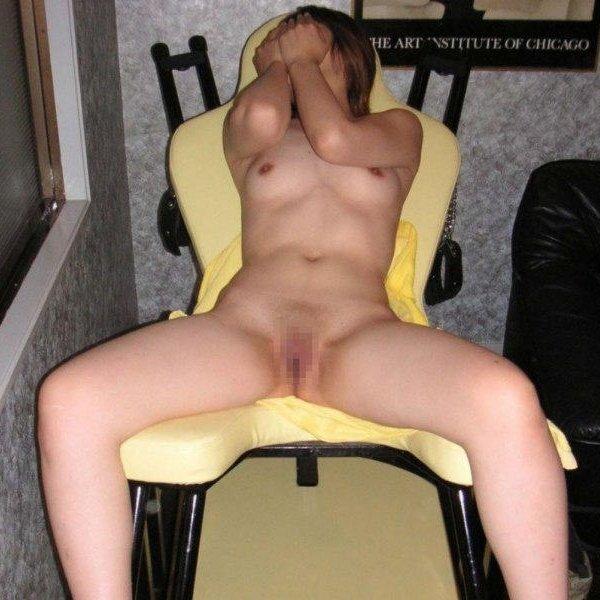 ラブホで彼女の裸を撮影したら、顔は隠すけどオッパイやマ○コは丸出し