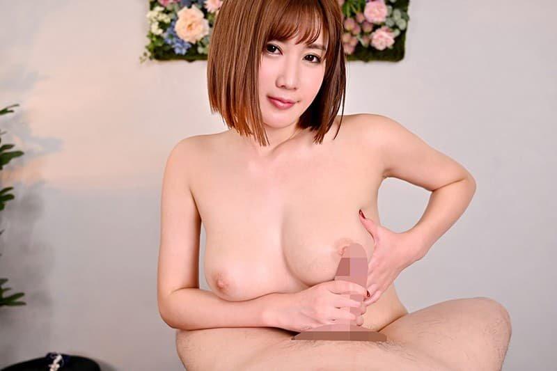 美巨乳美女の性欲全開SEX、藤森里穂 (16)