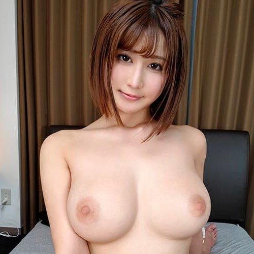 美巨乳美女の性欲全開SEX、藤森里穂 (1)