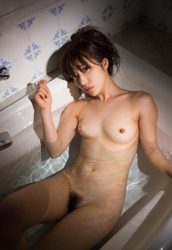 清楚系美女の痴女SEX、市川まさみ (10)