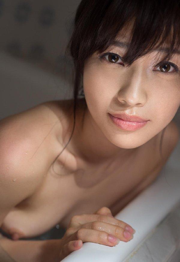 清楚系美女の痴女SEX、市川まさみ (11)
