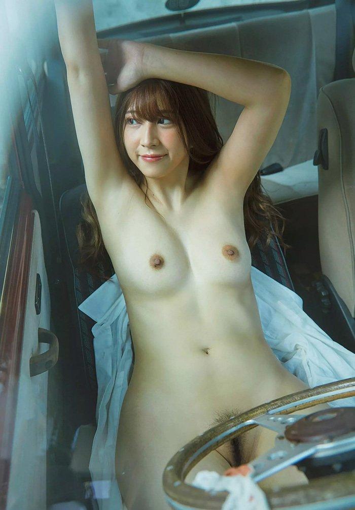 芸能人モデルの豪快SEX、七ツ森りり (3)