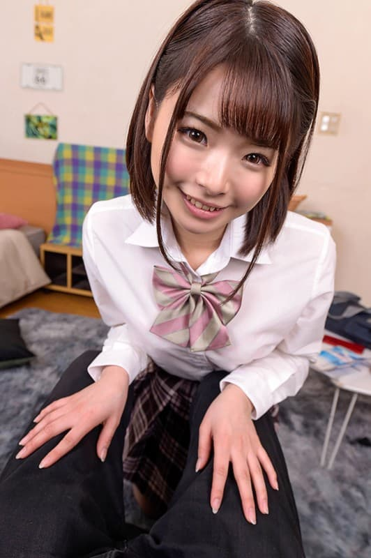 元気な美少女の濃厚なSEX、丘えりな (4)