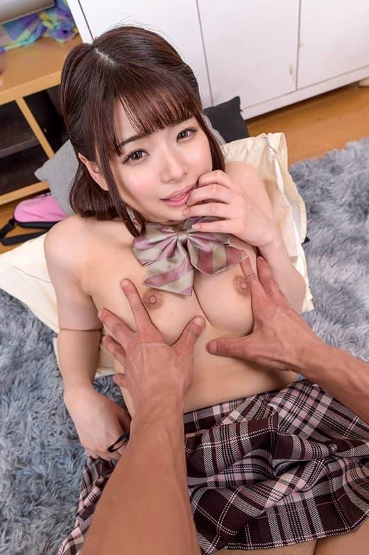 元気な美少女の濃厚なSEX、丘えりな (7)
