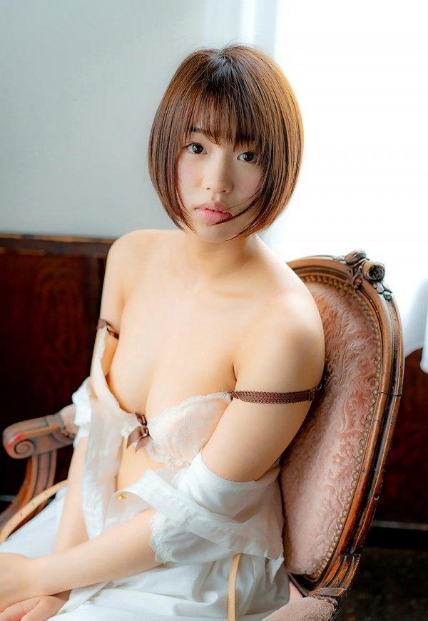 アイドル系美少女の圧巻SEX、唯井まひろ (8)