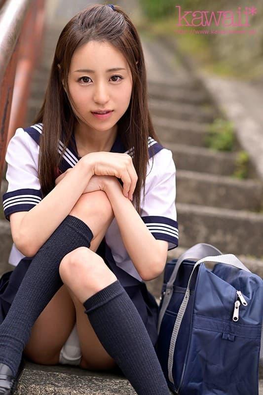軟体スリム美少女の敏感SEX、純真かれん (14)