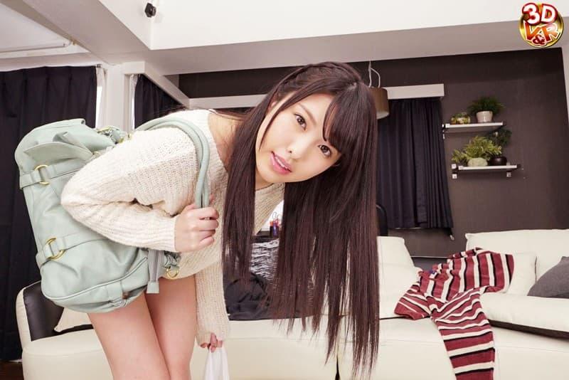 黒髪美少女の止まらないSEX、倉木しおり (5)