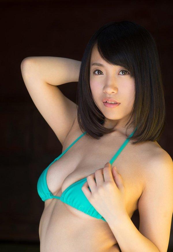 巨乳グラドルの濃厚SEX、長瀬麻美 (3)