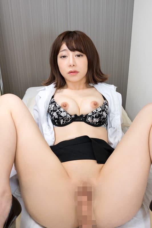 清楚系美女の淫乱SEX、有村のぞみ (12)