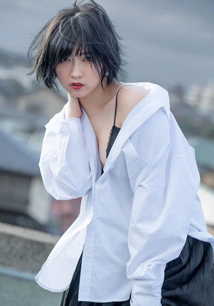クールな美少女の激情SEX、吉手るい (4)