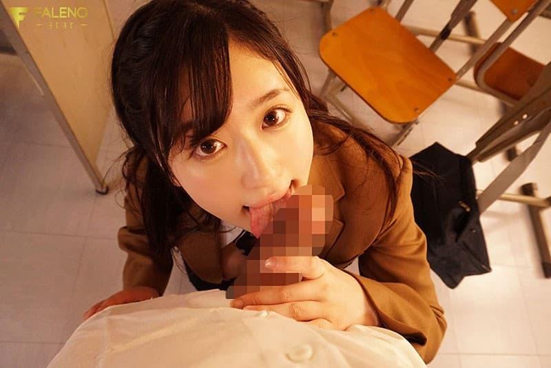 童顔美少女の快楽SEX、桃尻かなめ (15)