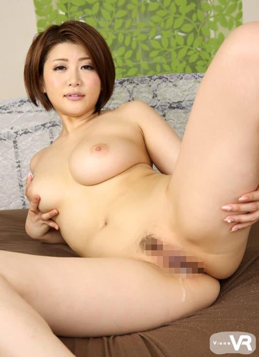 巨乳熟女の挑発SEX、推川ゆうり (20)