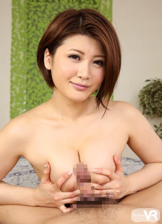 巨乳熟女の挑発SEX、推川ゆうり (18)