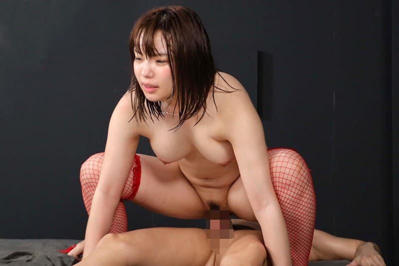 ムチムチ美女の豹変SEX、蒼井れいな (20)