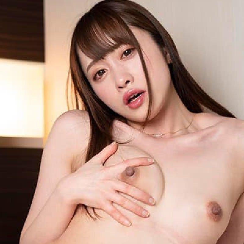 清楚系美女の痴女SEX、桐山結羽 (1)
