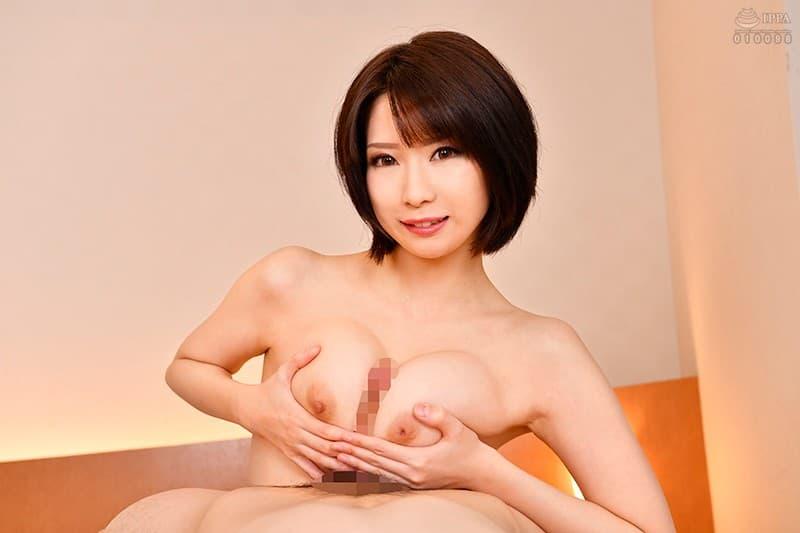 ミニマム巨乳の美女が豪快SEX、来まえび (18)