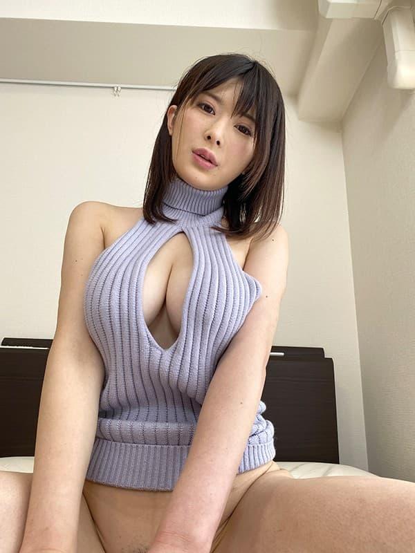 美巨乳美女の調教SEX、辻井ほのか (2)