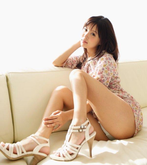 スレンダー美女の誘惑SEX、葵つかさ (2)
