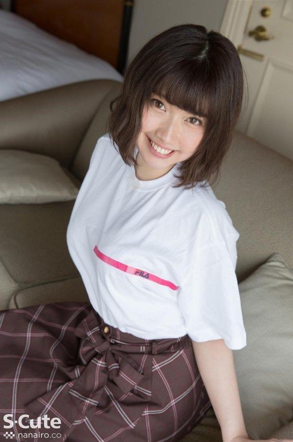 キュートな巨乳美少女の豪快なSEX、石原希望 (2)
