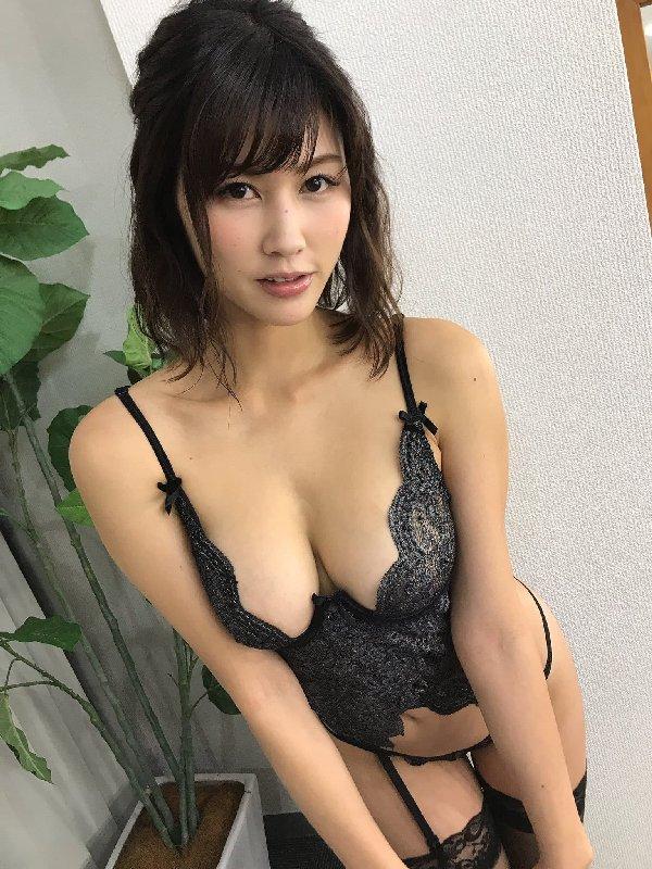 神ボディの美女が誘惑SEX、美乃すずめ (6)