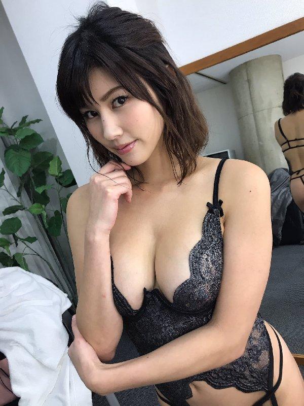 神ボディの美女が誘惑SEX、美乃すずめ (7)