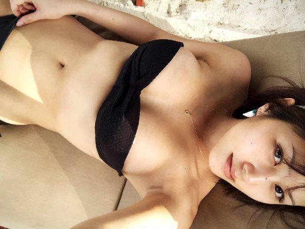 神ボディの美女が誘惑SEX、美乃すずめ (4)