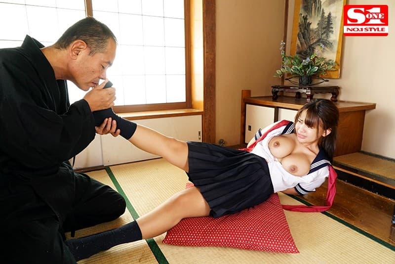 ミニマムグラマー美少女の豪快SEX、夕美しおん (11)