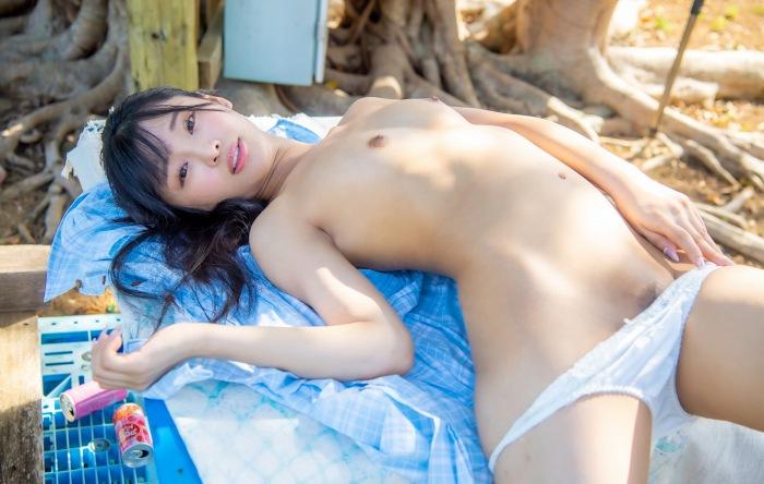童顔美少女の淫乱SEX、久留木玲 (8)