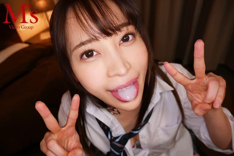 清楚な美少女の淫乱なSEX、七瀬アリス (9)