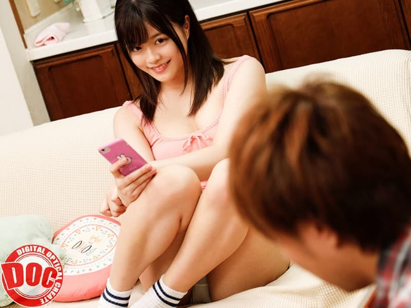 美少女グラドルの濃厚SEX、大原ゆりあ (2)