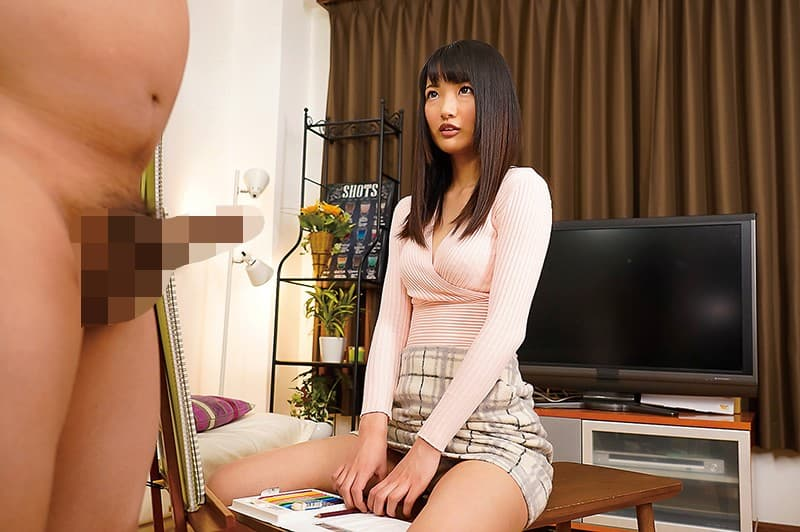 童顔巨乳の美少女が積極的なSEX、乙葉カレン (3)