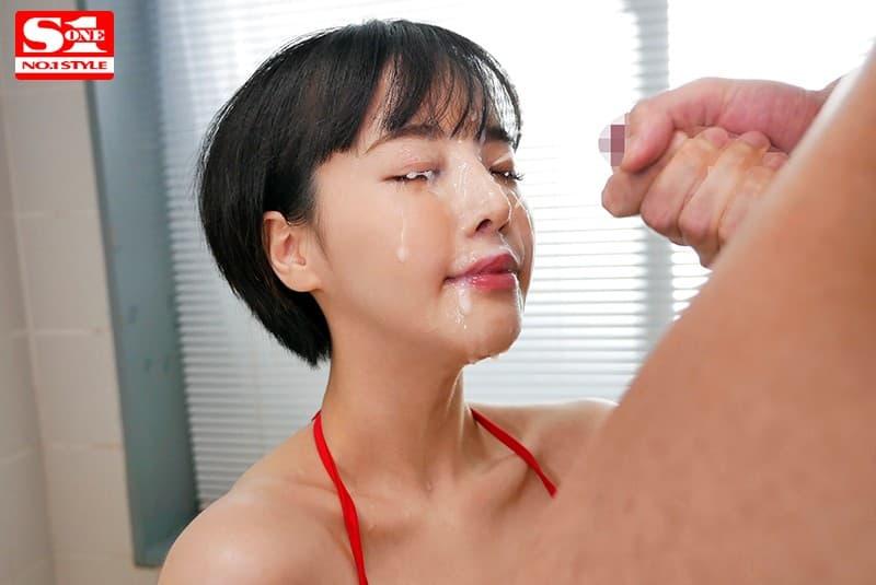 ミステリアス美少女が決意のSEX、三宮つばき (9)